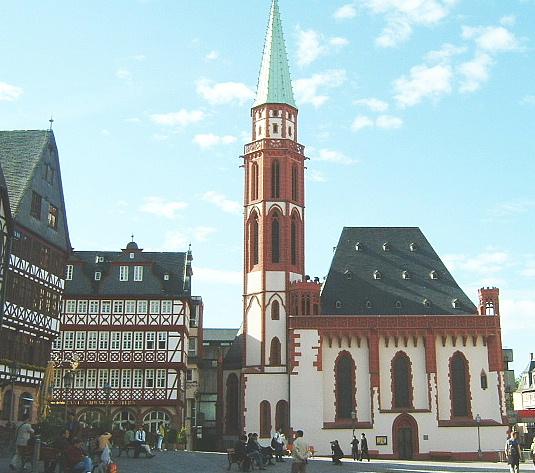Do Frankfurtu za poznáváním a kulturou