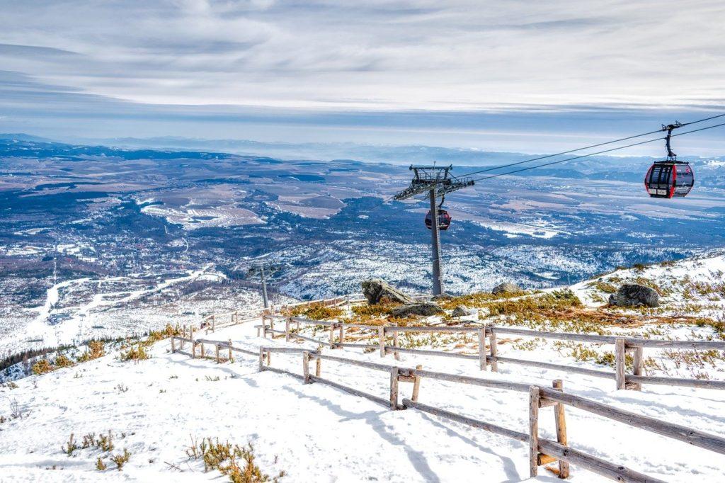 Lomnicky Stit Lomnicky Peak