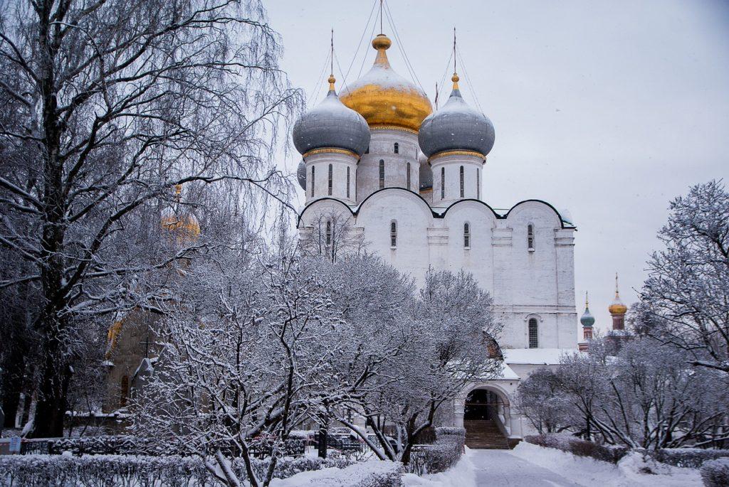 Moskva je ideálním místem pro milovníky pamětihodností