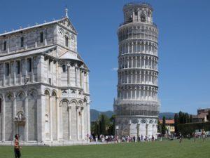 Pisa – výlet za šikmou věží