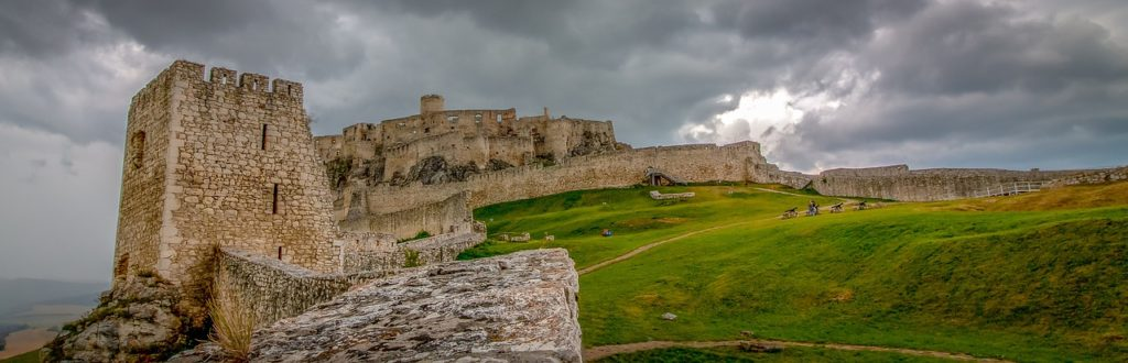 Zips Spis Castle Tatry Vysoke Tatry
